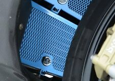 BMW S1000RR 2014 R&G Racing Oil Cooler Guard OCG0005BLUE Blue