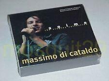 """MASSIMO DI CATALDO """"ANIME"""" RARO BOX CD LIMITED ED - SIGILLATO"""