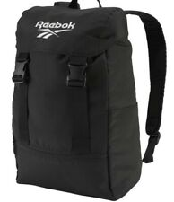 Reebok Lost And Found Vector Black Backpack 152625