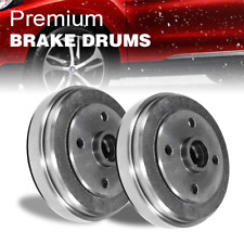 Front Brake Drum 2PCS For 1964-1972 Ford F-100