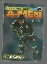 1999-00 O-Pee-Chee A-Men #AM3 Paul Kariya (ref 69917)