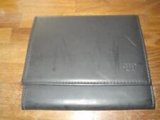 AUDI WALLET A1 A2 A3 A4 A5 A6 Q7 A8 TT For Owners Handbook Manual Service Book