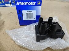 INTERMOTOR IGNITION COIL 12467 FITS FORD COUGAR FIESTA FOCUS FUSION ESCORT GALEY