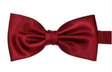 Men's Bow Tie Adjustable Pre Tied Fancy Dress Dr Who Style UK