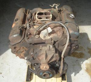 1975 75 Pontiac 400 CID Engine Firebird Formula Trans Am Can-Am Grand Prix