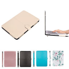 Mosiso Soft Leather Case Skin for Macbook Pro 13 Touch Bar A1708/A2159/A1989