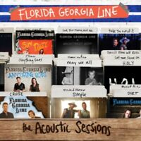 Florida Géorgie Ligne - The Acoustic Sessions Neuf CD