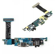 Para Samsung Galaxy S6 Edge Dock Conector Puerto De Carga Conector Para Auriculares G925F