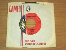 """R&B / SOUL 45 RPM - BOBBY MARCHAN - CAMEO 453 - """"HOOKED"""" + """"MEET ME IN CHURCH"""""""