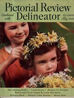 1937 Pictorial Review/Delineator May - Margaret Culkin Banning; How to look gay