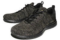 APL Men's Techloom Pro Black/Silver/Gold/Black Propelium Running Shoes Size 11
