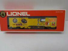 Lionel 6-7502 Lionel 75th Anniversary Innovations Reefer Car NIB O GAUGE