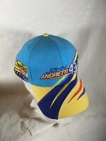 John Andretti 43 Cherrios Racing Hat Cap Head Shots NASCAR Adjustable