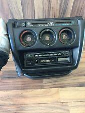 Mercedes Benz W201 Mittelkonsole  mit  Klima und Radio