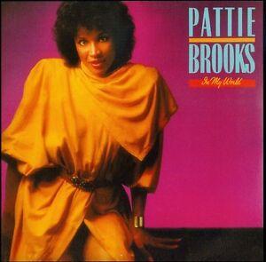 Pattie Brooks - In My World [New CD] Canada - Import