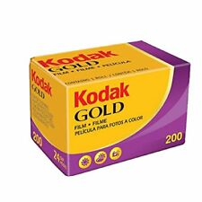 24 esposizioni 5 CONFEZIONI *** VELOCE SPEDIZIONE GRATUITA *** Kodak GOLD 200 colore Film Pack 135