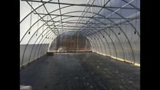 NEW 24 X 60 fT. GREENHOUSE KIT! Commercial ! 12 ft Ceiling ! Free Shipping T-T