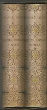 Gide, Récits, roman, soties, édition illustrée de 60 aquarelles et gouaches