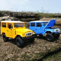 WPL C-34 1/16 4WD Military Truck Buggy Crawler Off Road RC Car DIY KIT RTR 666