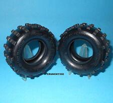 Vintage Kyosho Cox Rear Tires Sand Super Scorpion Tomahawk RC Part