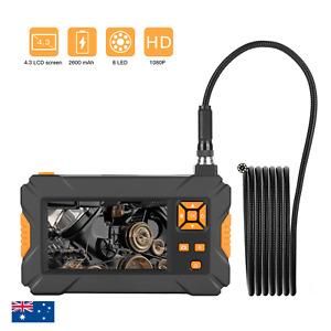 "HD1080P 4.3"" Orange Display Screen Industrial Endoscope Camera Borescope Monitor"