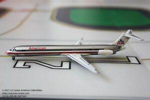 Dragon Wings American Airlines McDonnell Douglas MD-80 Diecast Model 1:400