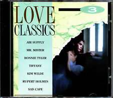 LOVE CLASSICS 3 - CD COMPILATION  [904]
