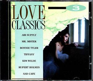 LOVE CLASSICS 3 - CD COMPILATION  [904]
