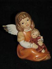 Goebel, Engel mit Puppe