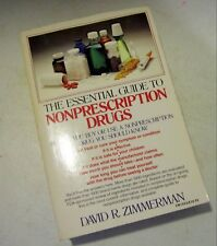 Essential Guide to Nonprescription Drugs by David Zimmerman (1983, Paperback)