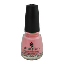 China Glaze Nail Polish Lacquer 81191 Pink-ie Promise 0.5oz