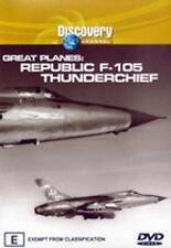 Great Planes - Republic F-105 Thunderchief : Vol 16 (DVD, 2006) - Region 4