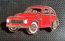 Volvo Pin Buckelvolvo rot lackiert PV444 PV544 - Maße 38x20mm