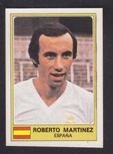 Panini - Euro Football 76/77 - # 90 Roberto Martinez - Spain
