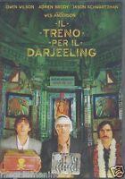 Dvd IL TRENO PER IL DARJEELING con Owen Wilson nuovo 2008