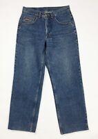 Carrera jeans uomo usato w32 tg 46 gamba dritta vintage denim boyfriend T4032