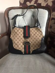 gucci shoulder bag Authentic Vintage