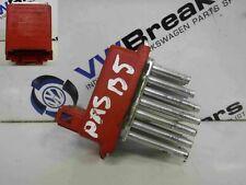 Volkswagen Passat 1996-2000 B5 Heater Motor Blower Resistor 1J0907521