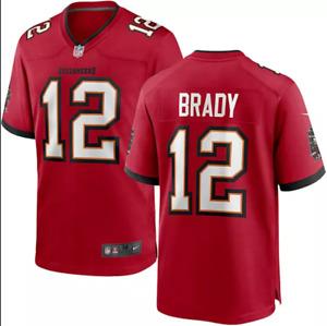 Tom Brady Tampa Bay Buccaneers Super Bowl LV Bound Game Jersey