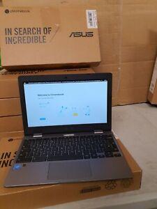 Asus C223NA-GJ0014 11.6 Inch Chromebook Celeron N3350 4GB RAM 32GB eMMC