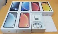 Fully Unlocked Apple iPhone XR (GSM+CDMA) AT&T T-Mobile Sprint Verizon A1984
