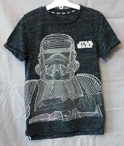 Boys Nutmeg Star Wars Stormtrooper Join the Dark Side T-Shirt Age 10-11 Years