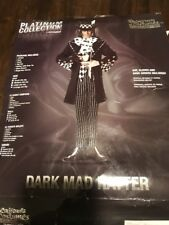 Dark Mad Hatter Costume Adult X-Large (44-46)