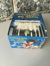 CAVALIERI DELLO ZODIACO Saint Seiya Trading Cards 35 pcs With box TOEI