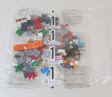 LEGO MINECRAFT LOT IN SEALED BAG PARTS 2011 NO 1