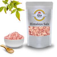 100g Himalaya Salz Pink - Grob 3,0-5,0mm Natursalz Salt - Steinsalz Kristallsalz