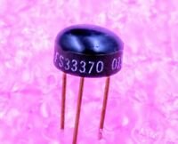 Fairchild, FS33370 Gold Coated Leads Transistors - Lot of 3.