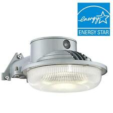 LED Outdoor Flood Security Area Porch Wall Light Lighting Fixture Dusk to Dawn