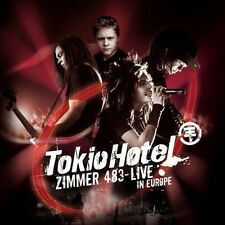 Chambre 483-Live in Europe de Tokyo Hotel (2007) D'OCCASION