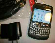 GOOD! BlackBerry Curve 8310 Camera QWERTY GSM PTT MP3 GPS Bluetooth AT&T Phone